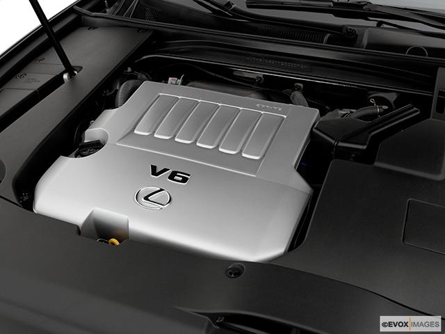 2007 Lexus ES 350 Engine