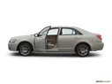 2007 Lincoln MKZ Driver's side profile with drivers side door open