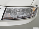 2007 Lincoln MKZ Drivers Side Headlight