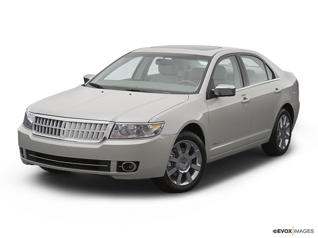2007 Lincoln MKZ Front angle view