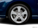 2007 Mazda Mazda5 Front Drivers side wheel at profile