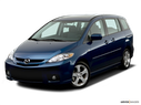 2007 Mazda Mazda5 Front angle view