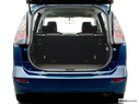2007 Mazda Mazda5 Trunk open