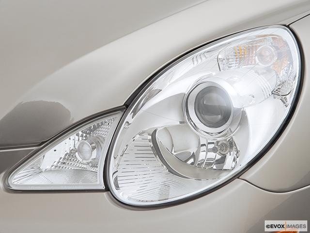 2007 Mercedes-Benz R-Class Drivers Side Headlight