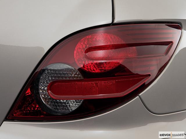 2007 Mercedes-Benz R-Class Passenger Side Taillight