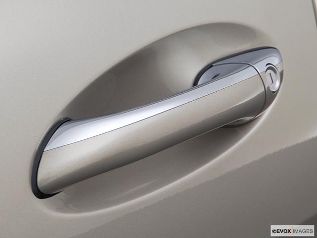 2007 Mercedes-Benz R-Class Drivers Side Door handle