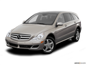 2007 Mercedes-Benz R-Class Front angle view