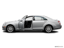 2007 Mercedes-Benz S-Class Driver's side profile with drivers side door open