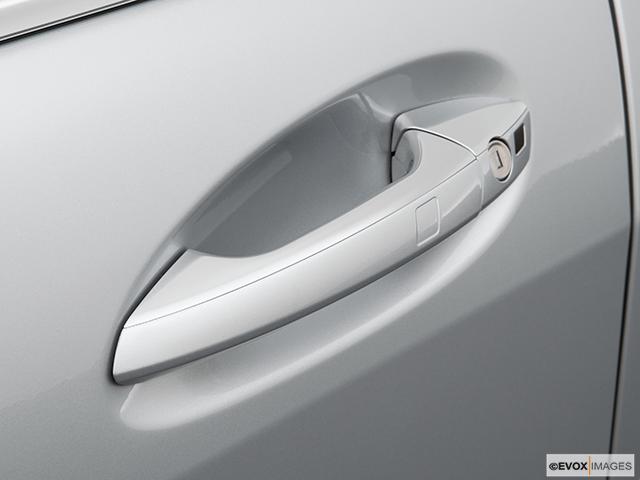 2007 Mercedes-Benz S-Class Drivers Side Door handle