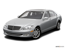 2007 Mercedes-Benz S-Class Front angle view