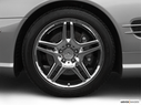 2007 Mercedes-Benz SL-Class Front Drivers side wheel at profile