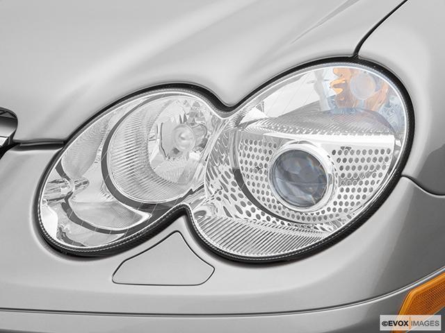2007 Mercedes-Benz SL-Class Drivers Side Headlight