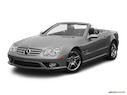 2007 Mercedes-Benz SL-Class Front angle view