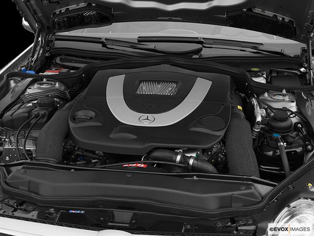 2007 Mercedes-Benz SL-Class Engine