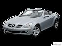 2007 Mercedes-Benz SLK Front angle view