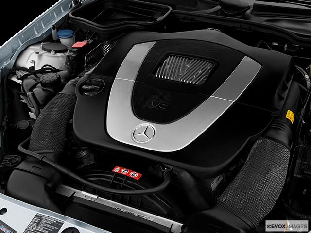 2007 Mercedes-Benz SLK Engine