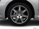 2007 Mitsubishi Galant Front Drivers side wheel at profile