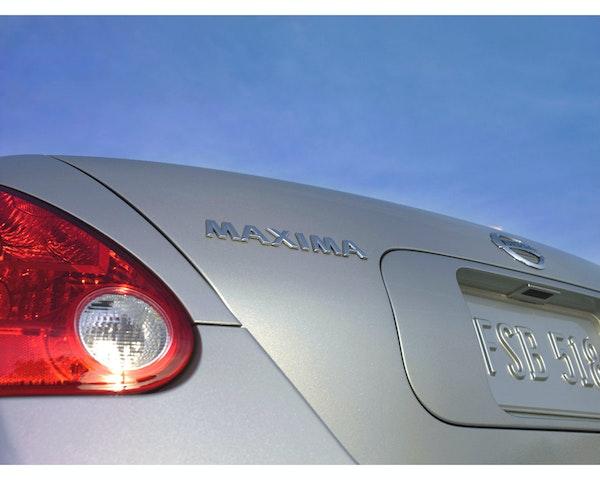 2007 Nissan Maxima Exterior
