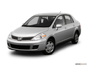 2007 Nissan Versa Front angle view