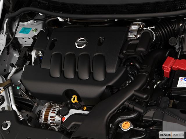 2007 Nissan Versa Engine