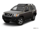 2007 Nissan Xterra Front angle view