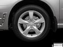 2007 Subaru Impreza Front Drivers side wheel at profile
