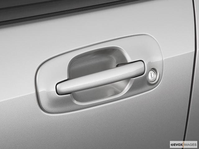 2007 Subaru Impreza Drivers Side Door handle