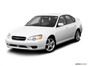 2007 Subaru Legacy Front angle view