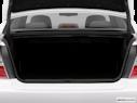 2007 Subaru Legacy Trunk open