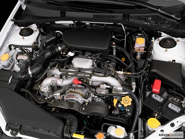 2007 Subaru Legacy Engine