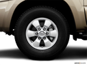 2007 Toyota 4Runner Front Drivers side wheel at profile