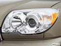 2007 Toyota 4Runner Drivers Side Headlight