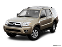 2007 Toyota 4Runner Front angle view