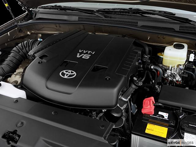 2007 Toyota 4Runner Engine