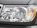 2007 Toyota Land Cruiser Drivers Side Headlight