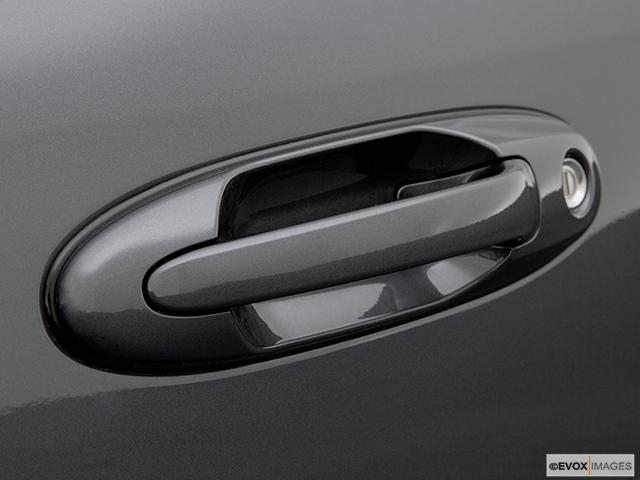 2007 Toyota Land Cruiser Drivers Side Door handle