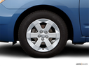 2007 Toyota Prius Front Drivers side wheel at profile