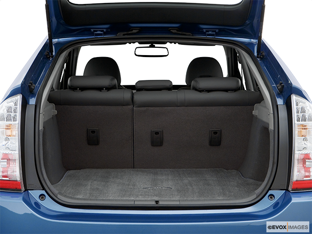 2007 Toyota Prius Trunk open