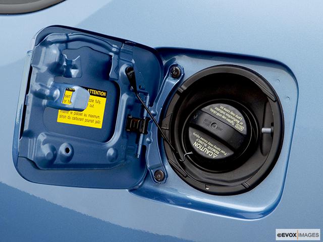 2007 Toyota Prius Gas cap open