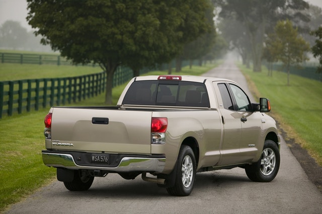 2007 Toyota Tundra Exterior