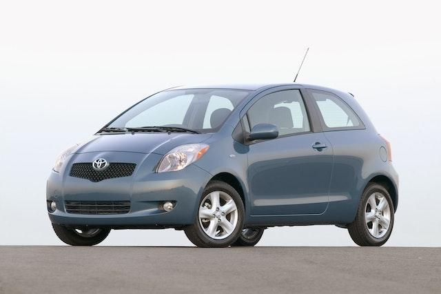 2007 Toyota Yaris Exterior