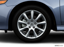 2008 Acura TSX Front Drivers side wheel at profile