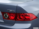 2008 Acura TSX Passenger Side Taillight