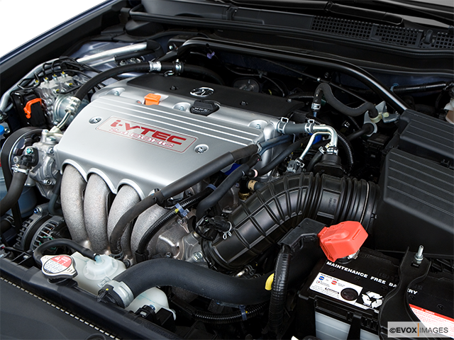 2008 Acura TSX Engine