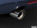 2008 Acura TSX Chrome tip exhaust pipe