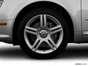 2008 Audi A4 Front Drivers side wheel at profile