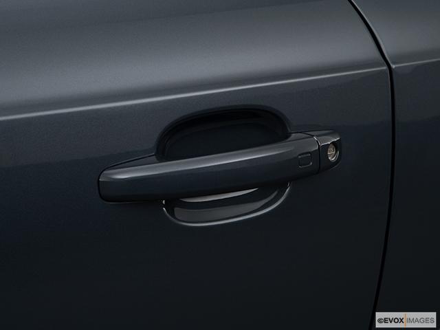 2008 Audi A5 Drivers Side Door handle