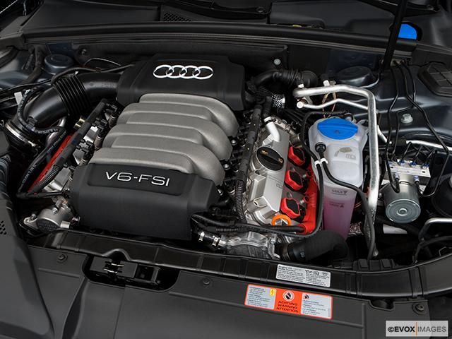 2008 Audi A5 Engine