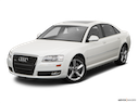 2008 Audi A8 Front angle view