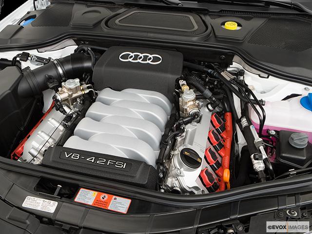 2008 Audi A8 Engine